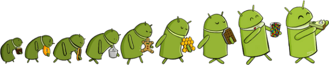 android key lime pie evolution of android 640x128 - Google corrige falhas no Android e dificulta vida dos bloqueadores de propaganda