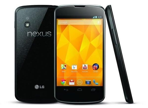 Review: primeiras impressões do Nexus 4 (Google)