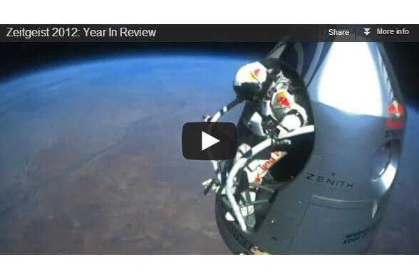 Google apresenta vídeo com os fatos que marcaram 2012 2