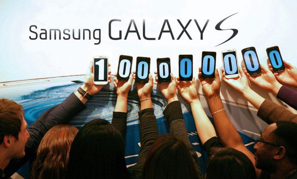 Captura de Tela 2013 01 22 às 07.33.22 - Vendas da linha Galaxy S chegam a 100 milhões