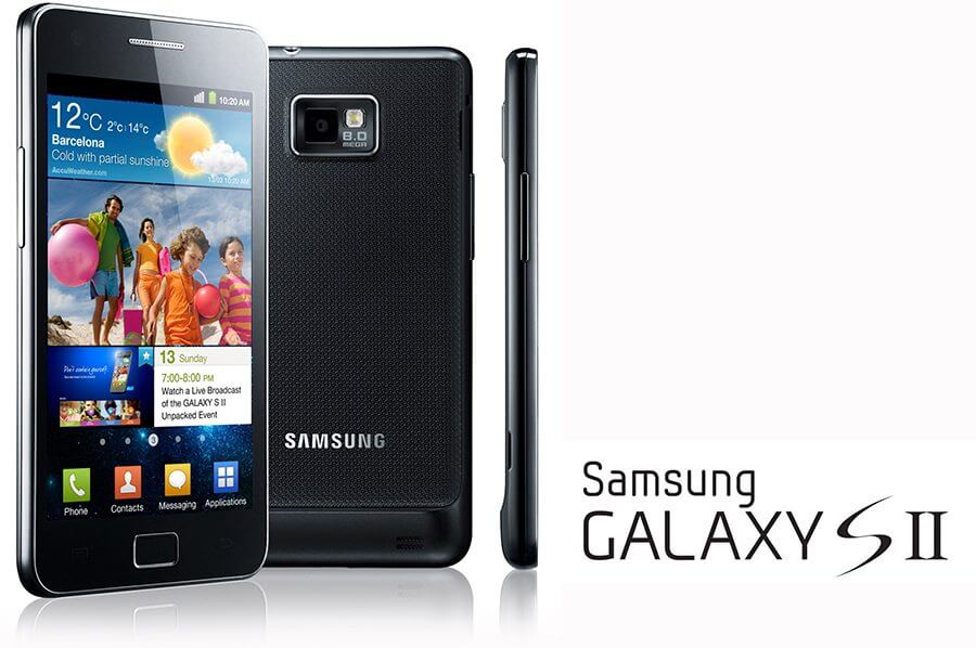 Samsung galaxy sii android 4. 1. 2 jelly bean