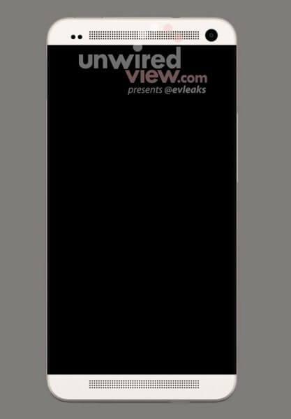 Supostas imagens do HTC M7 vazam na internet 1 - Suposta imagem do HTC M7 vaza na internet
