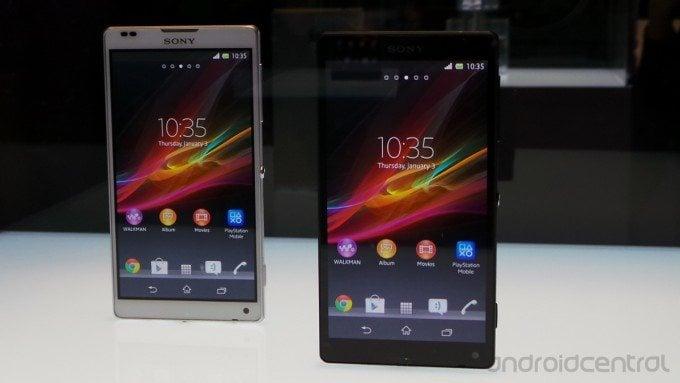 CES 2013: Xperia Z é o novo top de linha da Sony