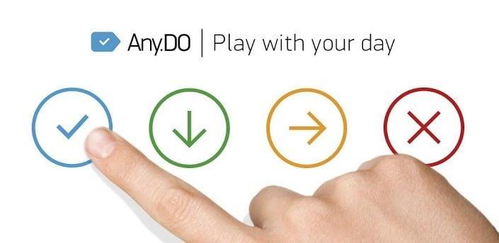 Any.Do, gerenciador de tarefas, é atualizado com novos recursos (Android, iOS, Chrome)