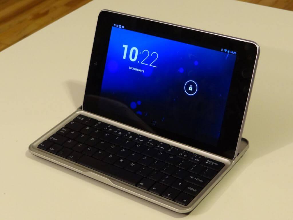 DSC03685 - Review: Teclado Bluetooth para Nexus 7