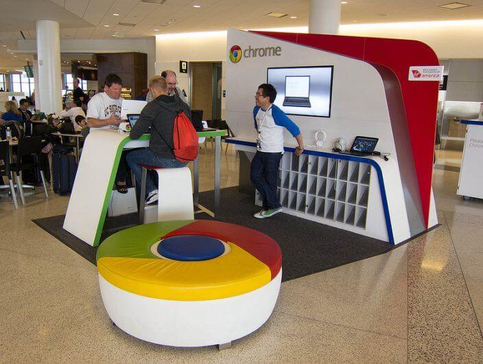 Google deve abrir lojas próprias até o fim do ano