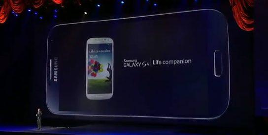 Captura de Tela 2013 03 14 às 20.22.33 - Galaxy S4: mais fino, mais leve e chega ao Brasil no dia 26 de abril