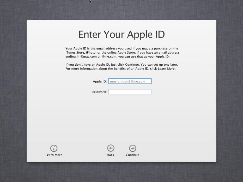 Lion AppleID3 - Falha permite que senha de ID Apple seja resetada apenas com email e data de nascimento