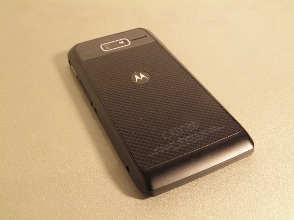 Motorola Razr D3 hands-on – primeiras impressões