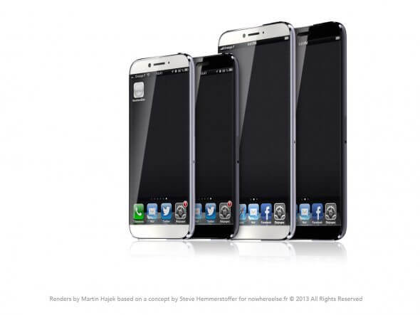 Como seria um iPhone 6 inspirado no iPad Mini? 3