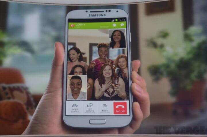 Samsung lança video sobre o Galaxy S4