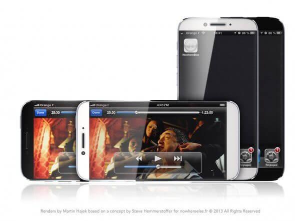 Como seria um iPhone 6 inspirado no iPad Mini? 6