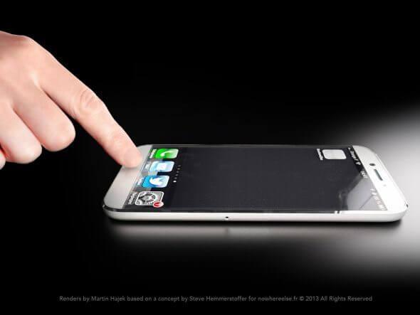 Como seria um iPhone 6 inspirado no iPad Mini? 5
