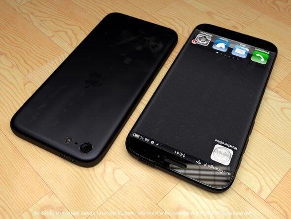 Como seria um iPhone 6 inspirado no iPad Mini? 7