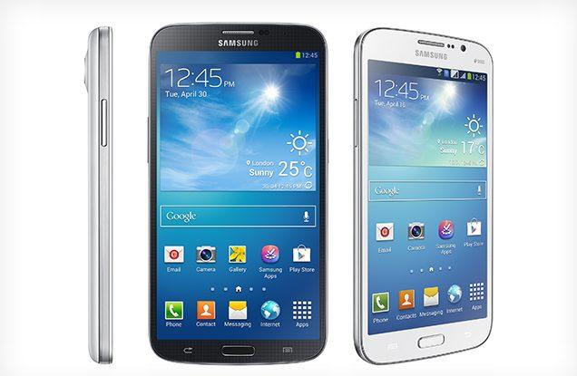 Captura de Tela 2013 04 11 às 11.44.10 - Samsung anuncia smartphones Galaxy Mega com telas de 5.8 e 6.3 polegadas