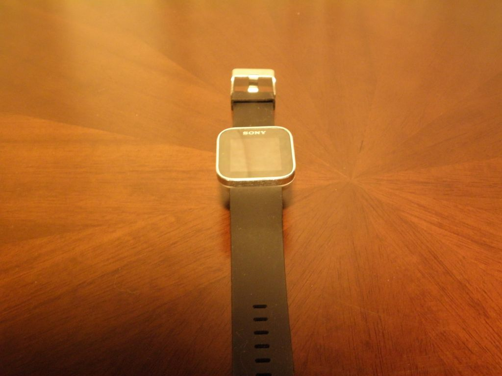 P3240251a - Review: Sony Smartwatch