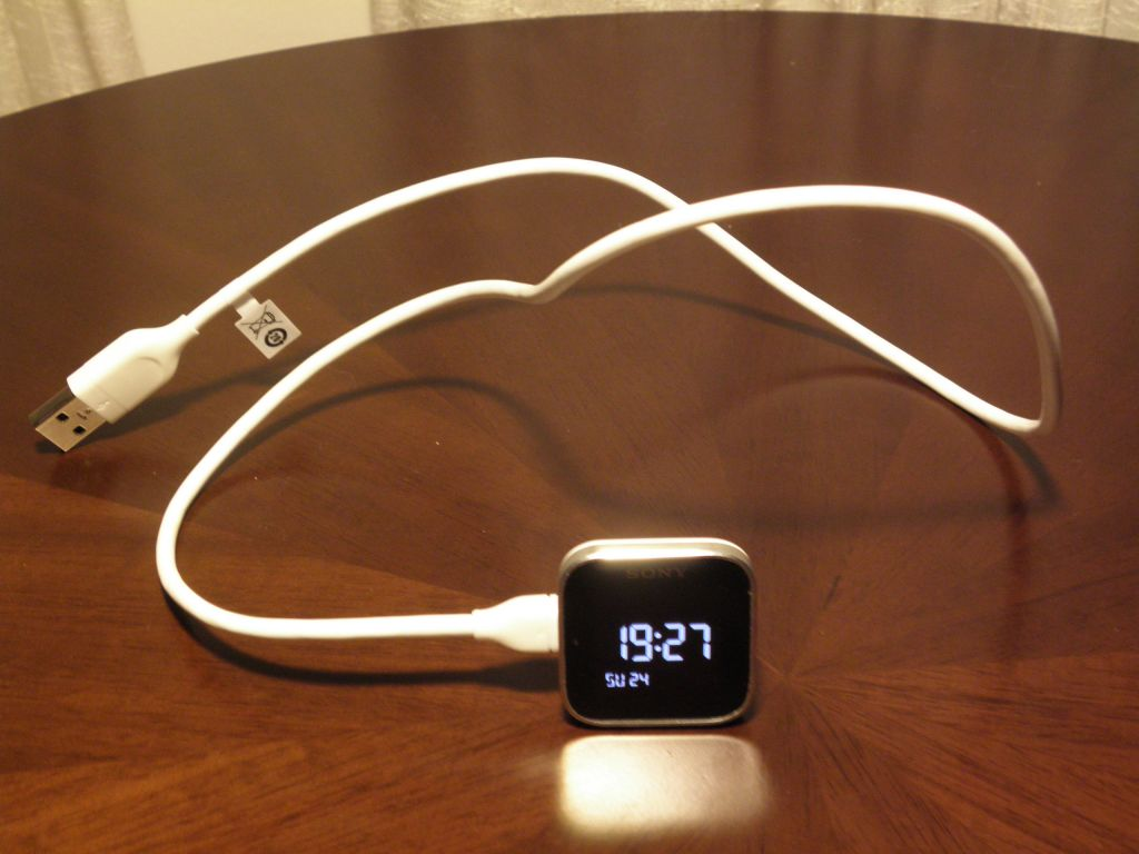 P3240266a - Review: Sony Smartwatch