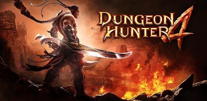 Gameloft lança Dungeon Hunter 4 na Play Store