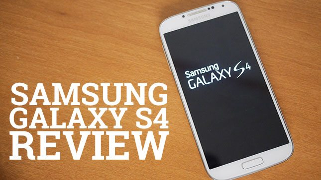 Video-review: Samsung Galaxy S4