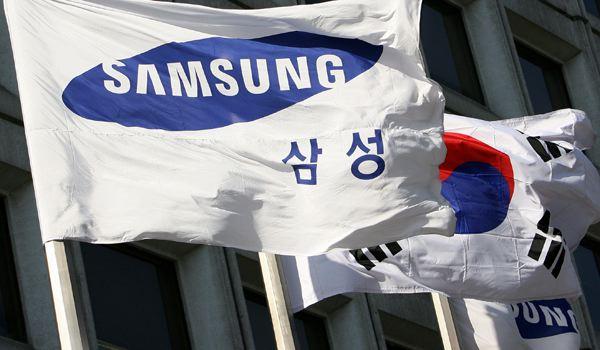 Samsung korea flag