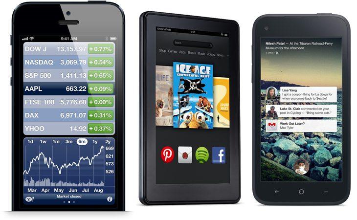 APPLE AMZN FB - Resultados financeiros: Apple desacelera, Amazon e Facebook agradam, mas não empolgam