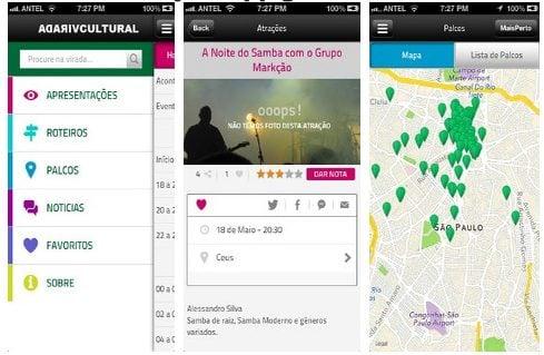Captura de Tela 2013 05 13 às 22.22.50 - Virada Cultural 2013: aplicativo facilita a diversão