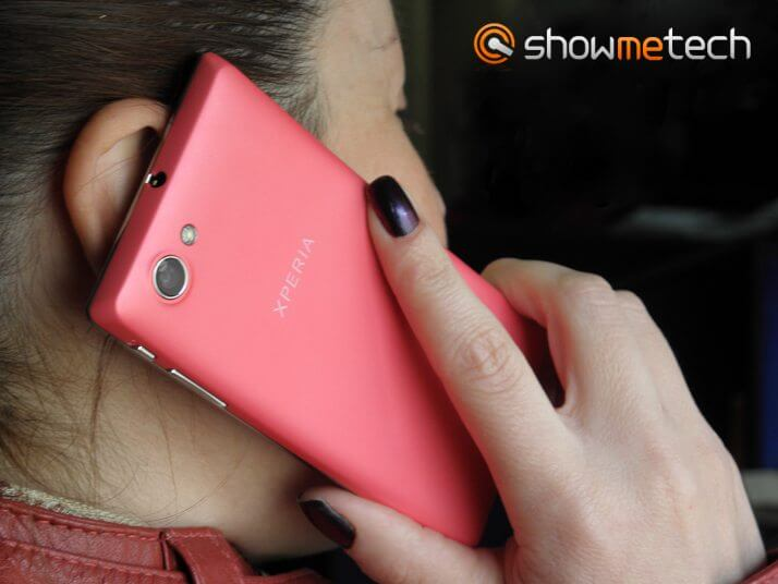 Sony lança smartphone Xperia J na cor rosa para o Dia das Mães