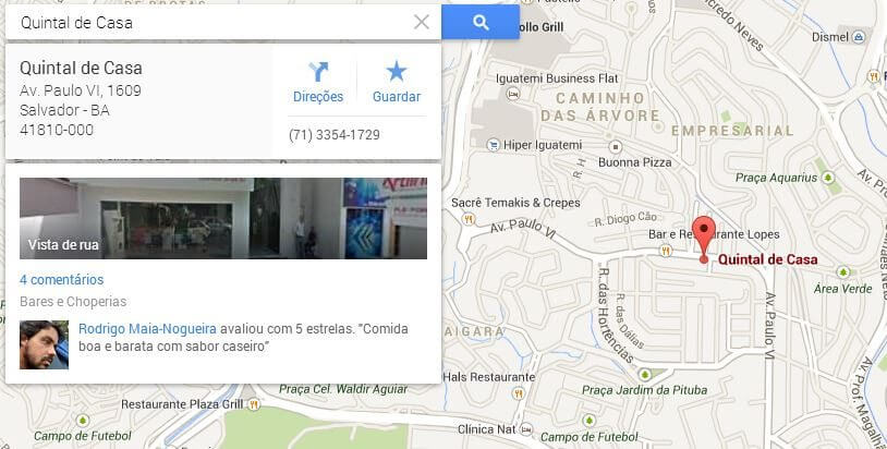 Preview: Testamos o Novo Google Maps