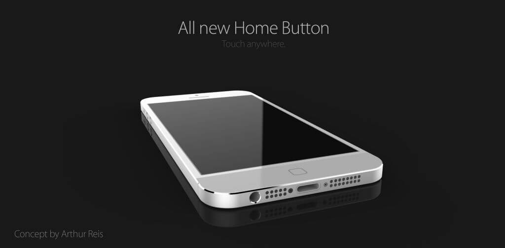 Iphone 6 concept art conceito smartphone apple 2
