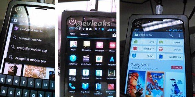Vazam as primeiras imagens do X Phone do Google e Motorola
