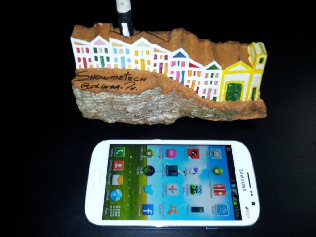 Review: smartphone Samsung Galaxy Gran Duos (GT-i9082L) dual chip