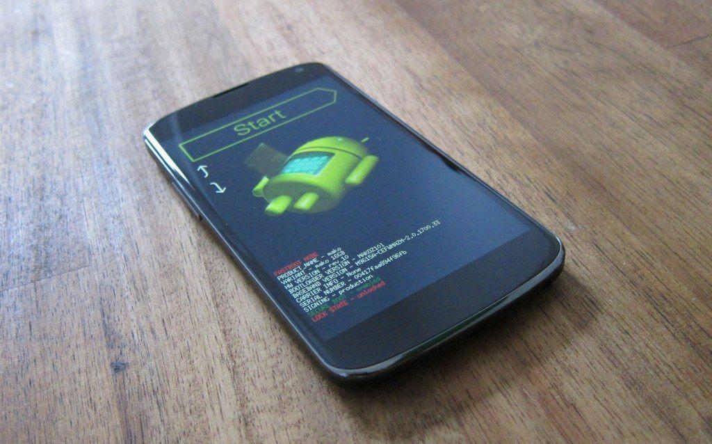 root n4 - Tutorial: Root no LG Nexus 4 (E960)