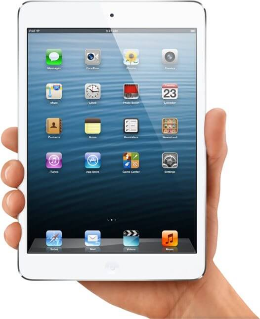 iPad mini chega oficialmente ao Brasil