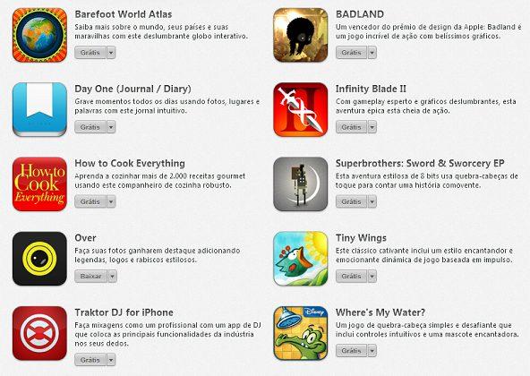 552 - 5 Anos de App Store