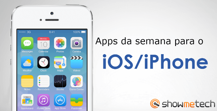 Apps da Semana iOS iPhone1