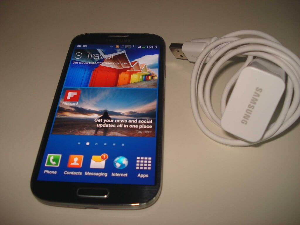 Review: Samsung Galaxy S4 Dual Chip (GT-I9502) 6