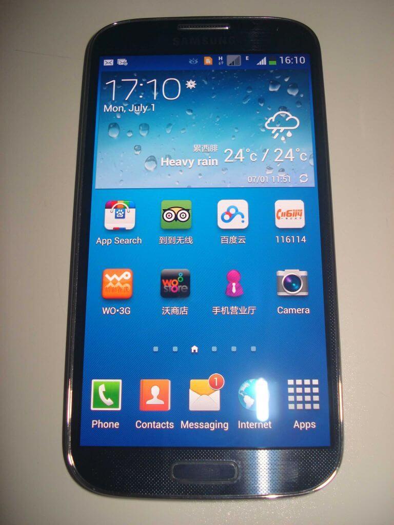 Galaxy S4 dual chip - Um chinês entre nós (primeiras impressões)