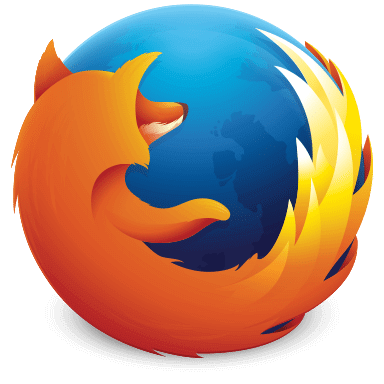 Mozilla Firefox logo 2013