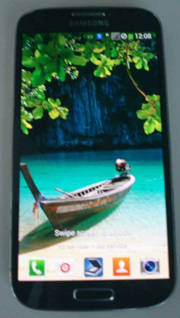 Review: Samsung Galaxy S4 Dual Chip (GT-I9502) 5