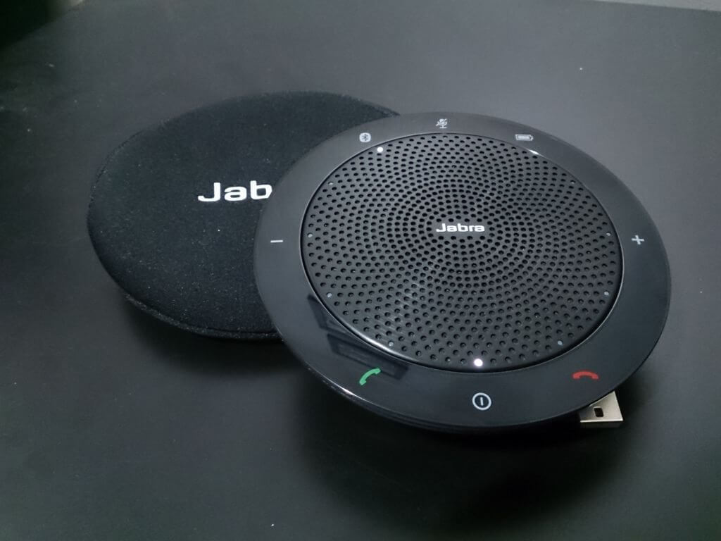 Review Speaker Jabra Speak 510 UC