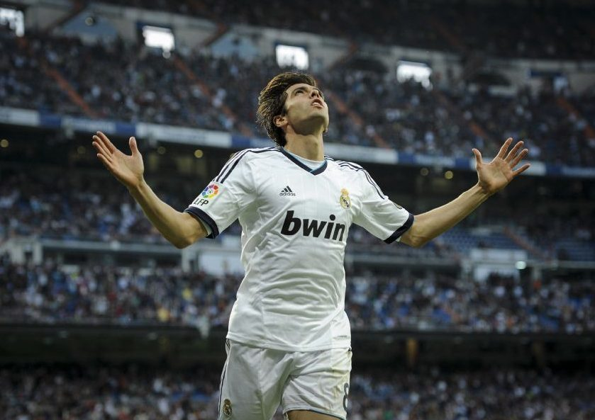 Kaká lidera ranking de brasileiros mais seguidos no Twitter / Dani Pozo/AFP