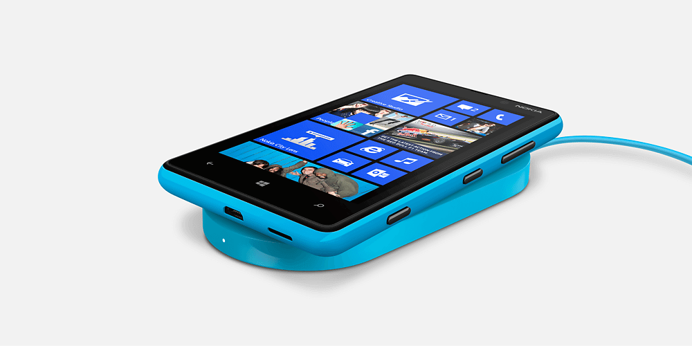 Review: carregador sem fio para Nokia Lumia 820 e Lumia 920