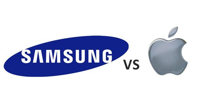 apple vs samsung 1 - Casa Branca derrota Samsung em novo round da luta contra a Apple