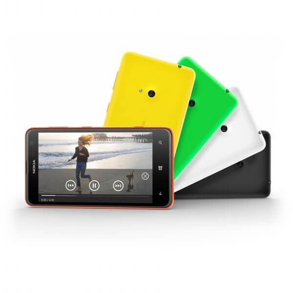 Review: Nokia Lumia 625