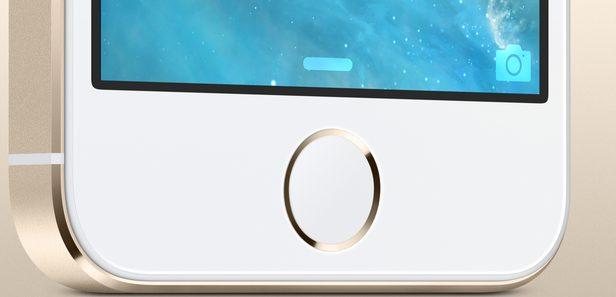 Touch ID do novo iPhone 5 reconhece impressão digital