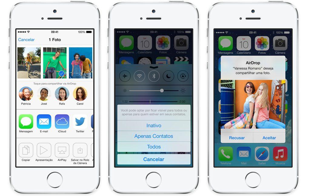 iOS 7 será disponibilizado no dia 18 de setembro