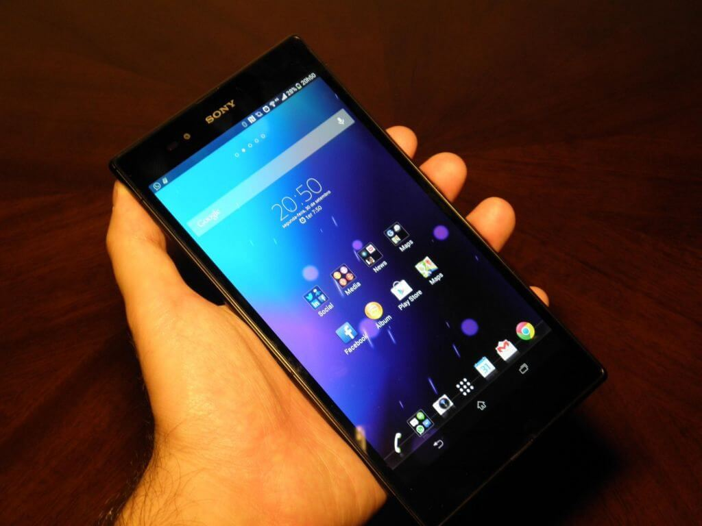 Hands-on: Sony Xperia Z Ultra, phablet com tela 6,4 polegadas Full HD e Snapdragon 800 2