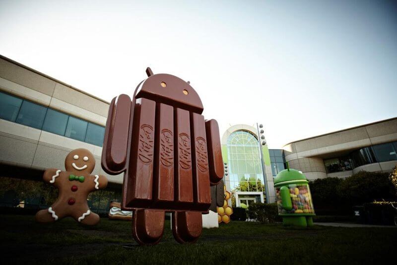 KitKat é o nome da nova atualização 4.4 do sistema Android