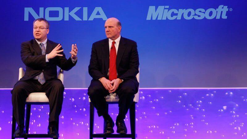 Microsoft confirma compra da Nokia por US$ 7.2 bi