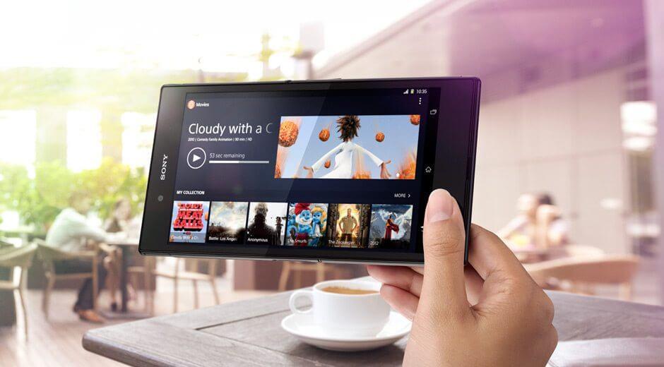 Sony Mobile anuncia o phablet Xperia Z Ultra no Brasil